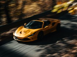 2021 Ferrari F8 Spider Giallo Modena Review