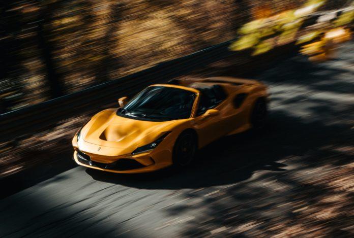 2021 Ferrari F8 Spider Giallo Modena Review