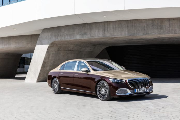 2021 Mercedes-Maybach Official Details