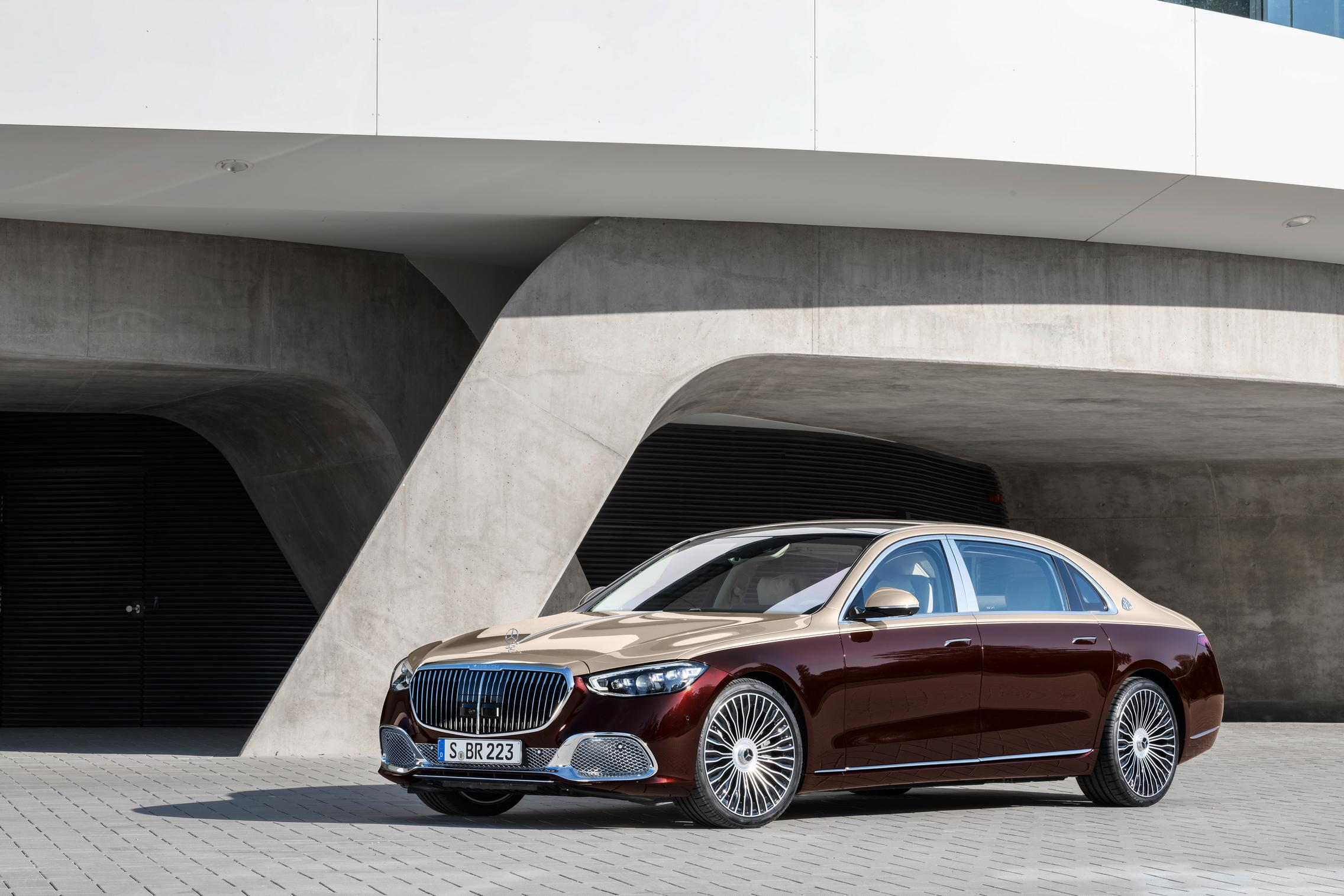 Mercedes-Maybach S-Class Price
