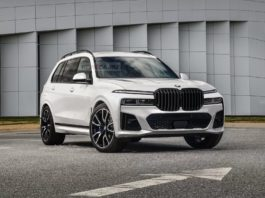 BMW X7 Facelift