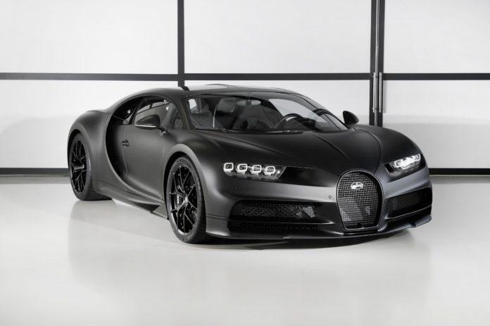 Bugatti Chiron Sport Noire Price