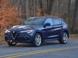 Alfa Romeo Stelvio QV Review