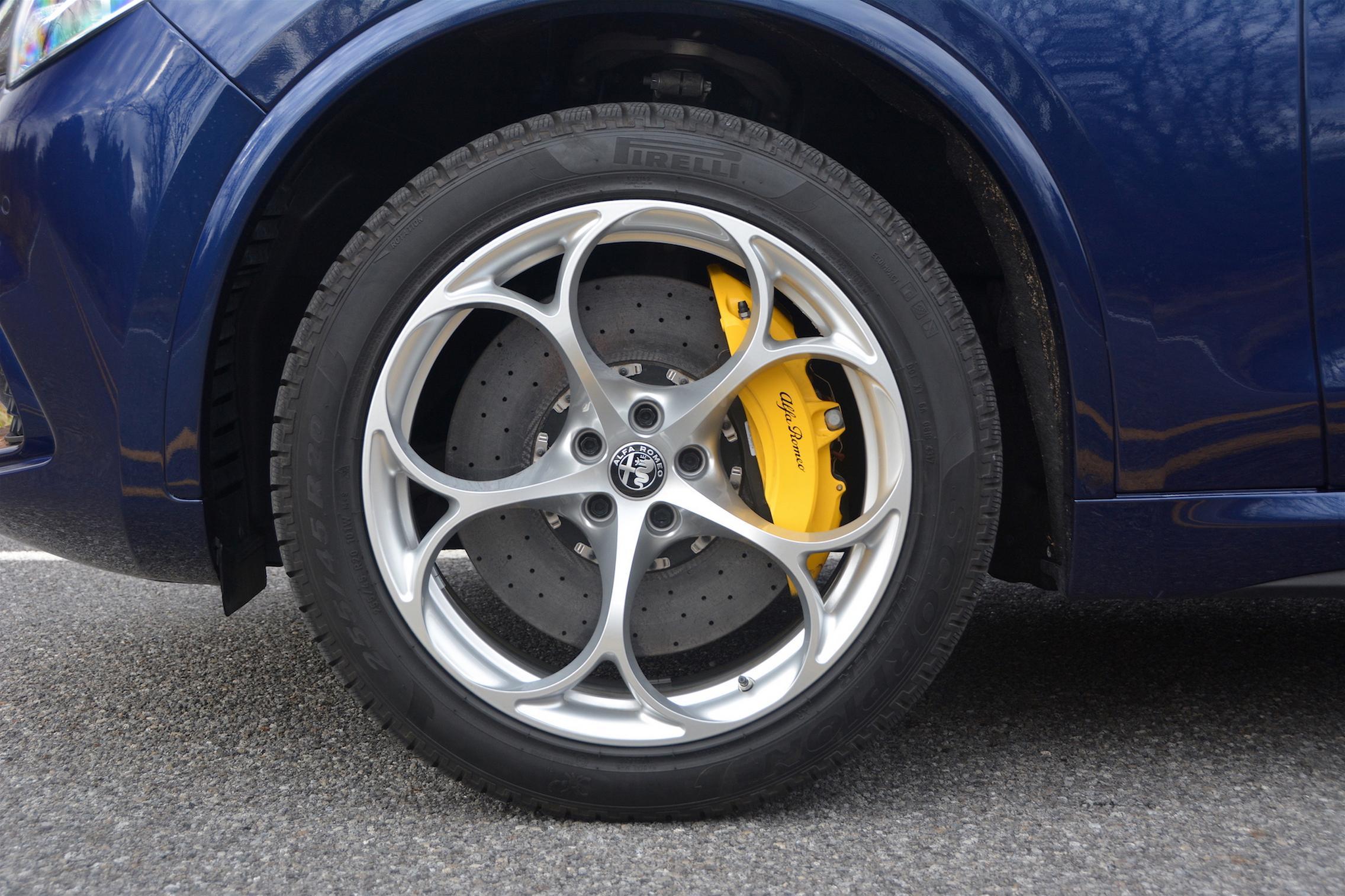 Alfa Romeo Stelvio QV Wheels