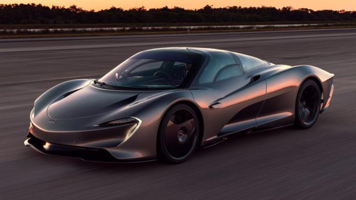McLaren Speedtail Price