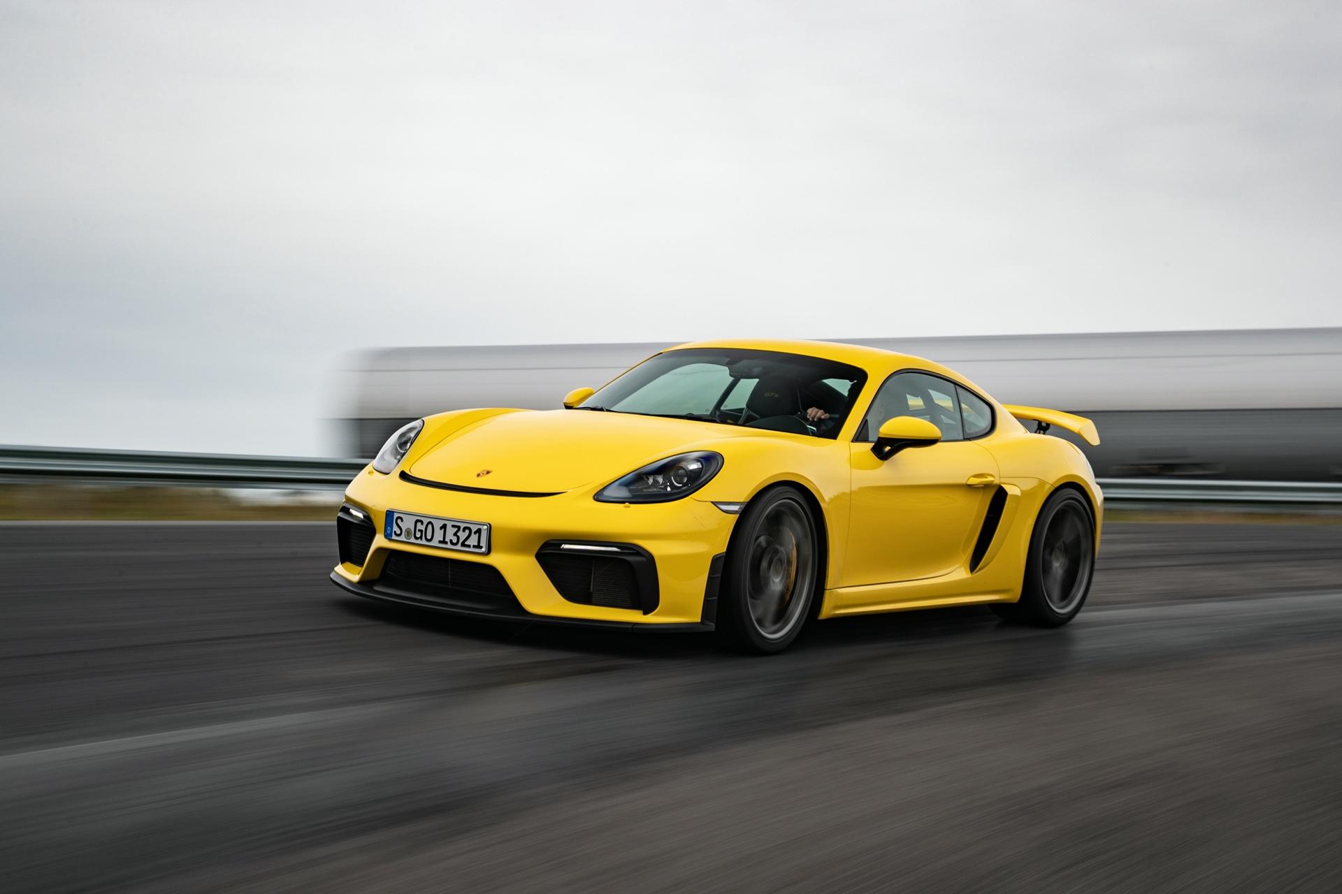 2021 Porsche 718 GT4/Spyder & GTS 4.0 PDK Review