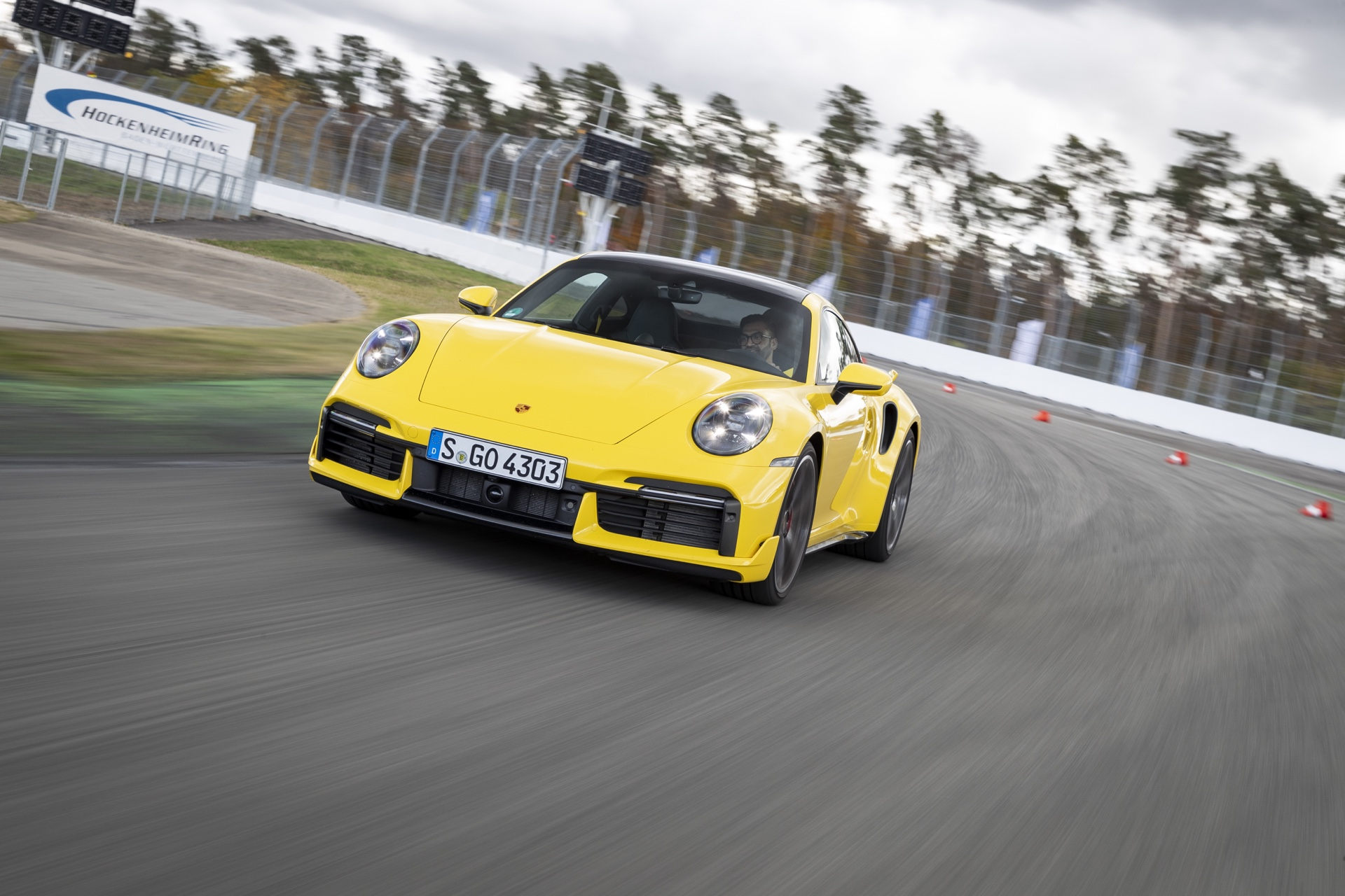 2021 992 Porsche 911 Turbo Review