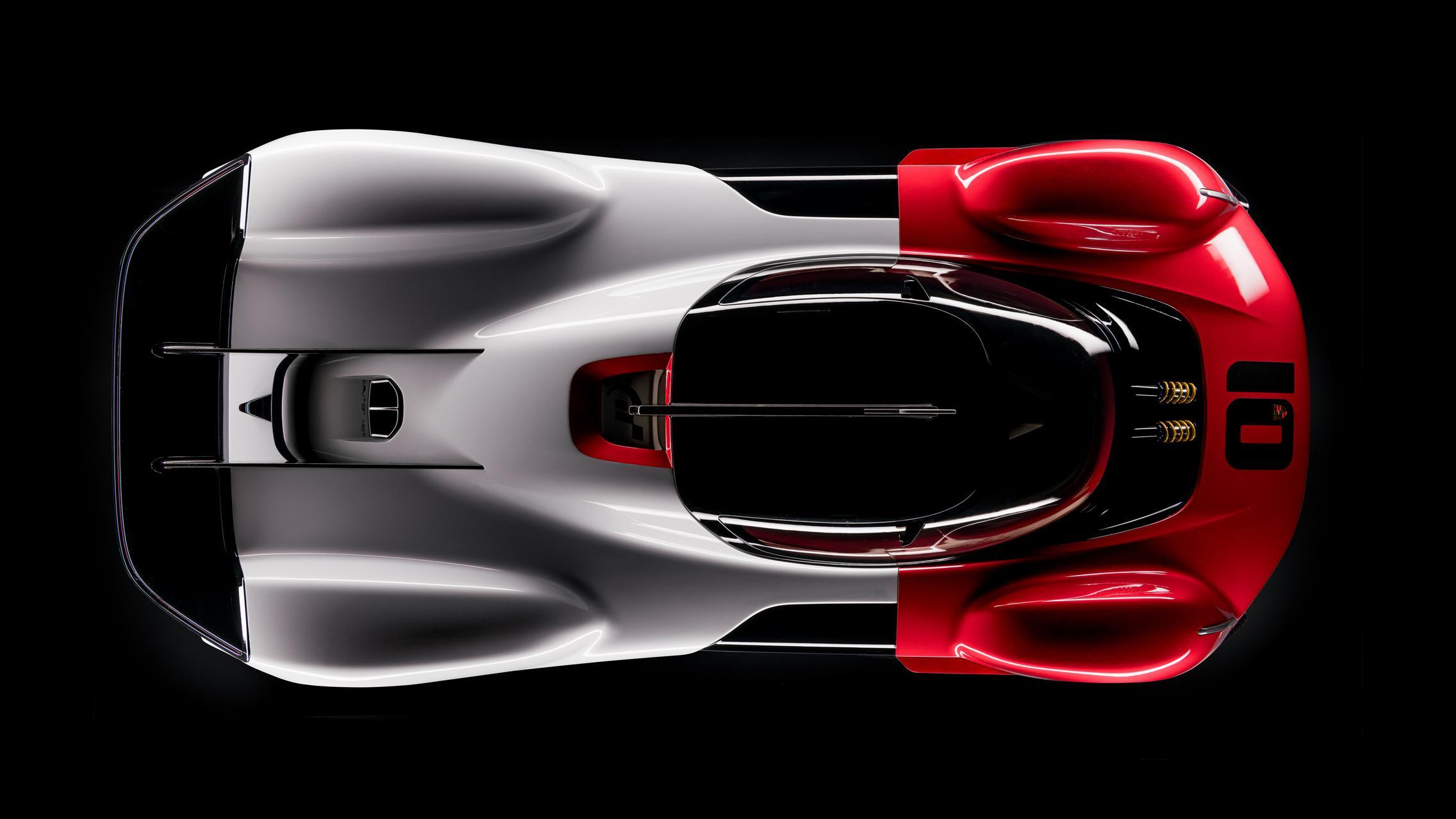 Porsche Vision 920 Top