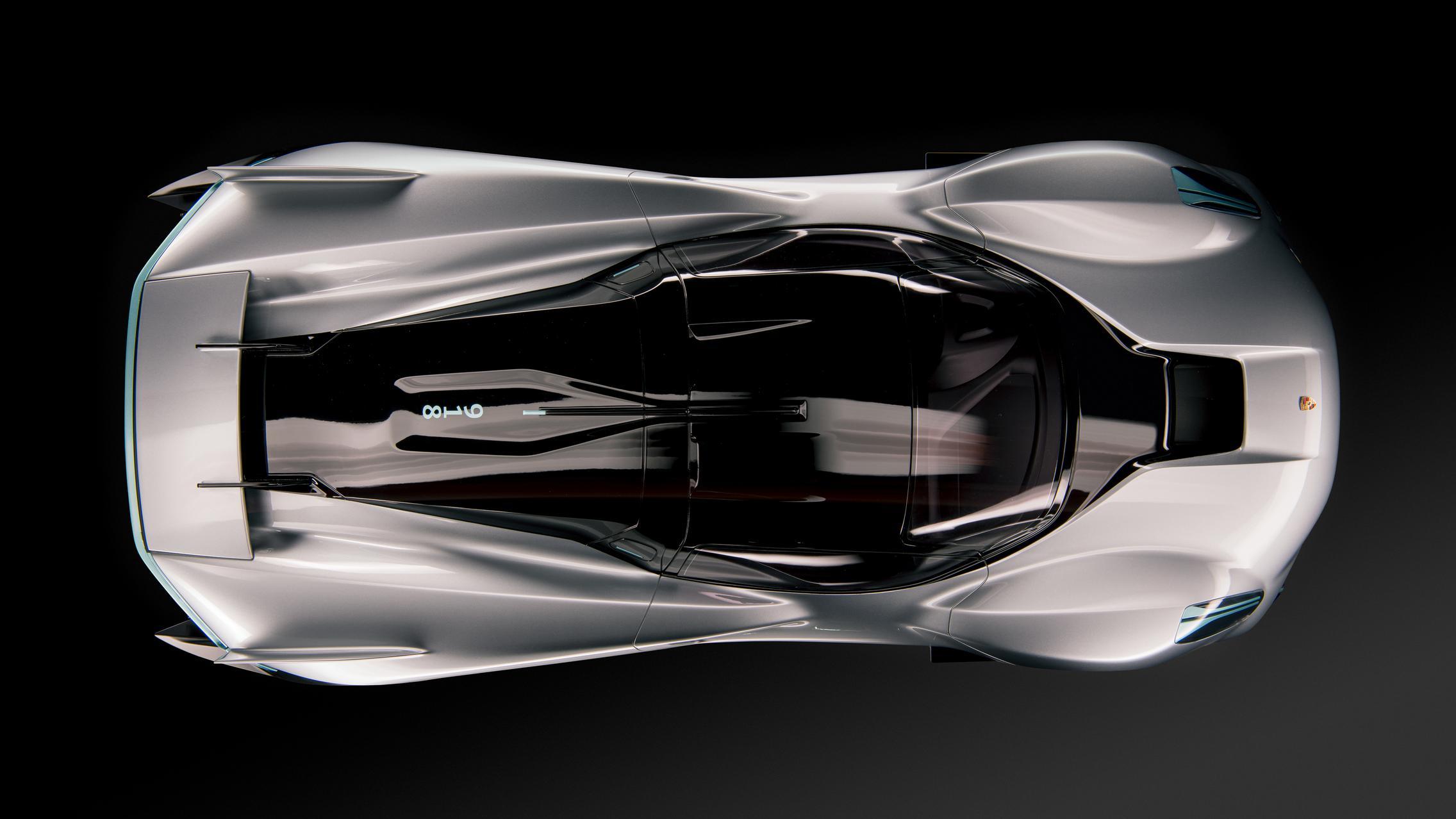 Porsche Vision 918 RS Top