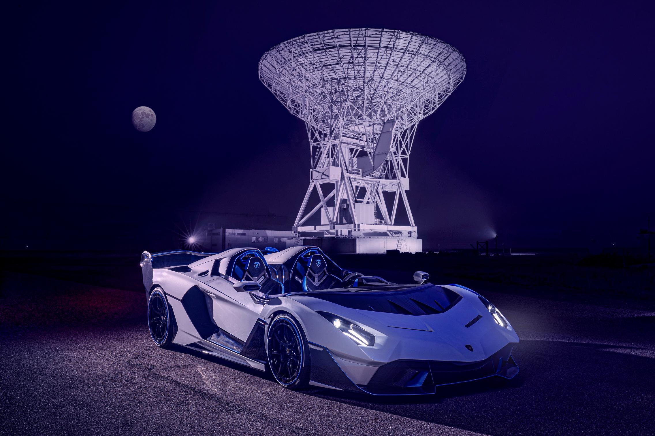 Lamborghini SC20 specs