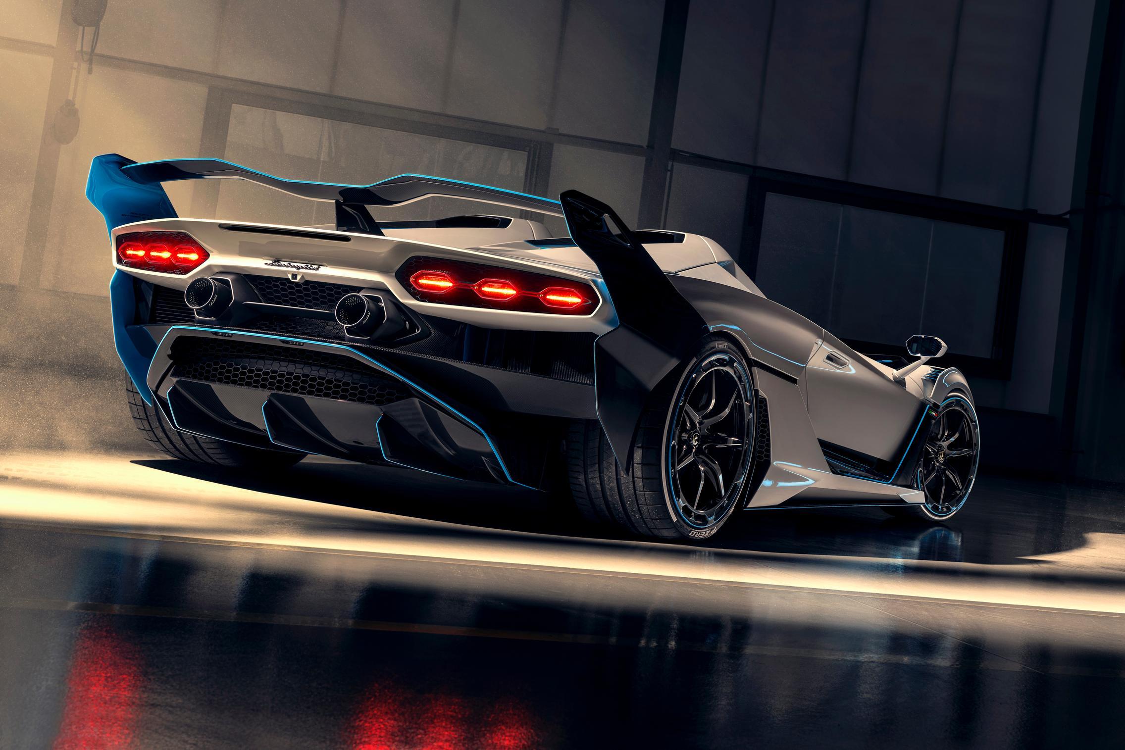 Lamborghini SC20 for sale
