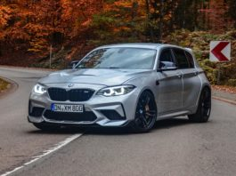 BMW M2 Hatchback V8 Engine