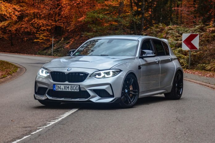 Project Exposure: 1 of 1 BMW M2 Hatchback with a V8 Biturbo!