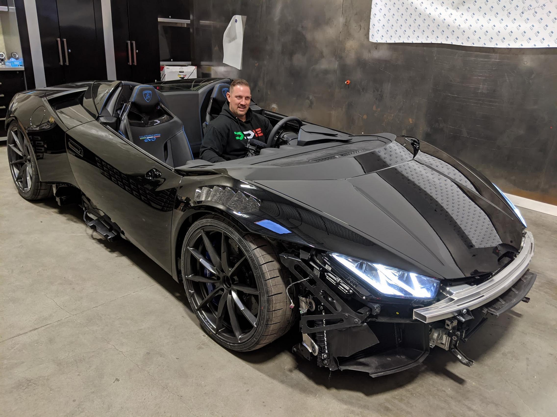 DDE Lamborghini