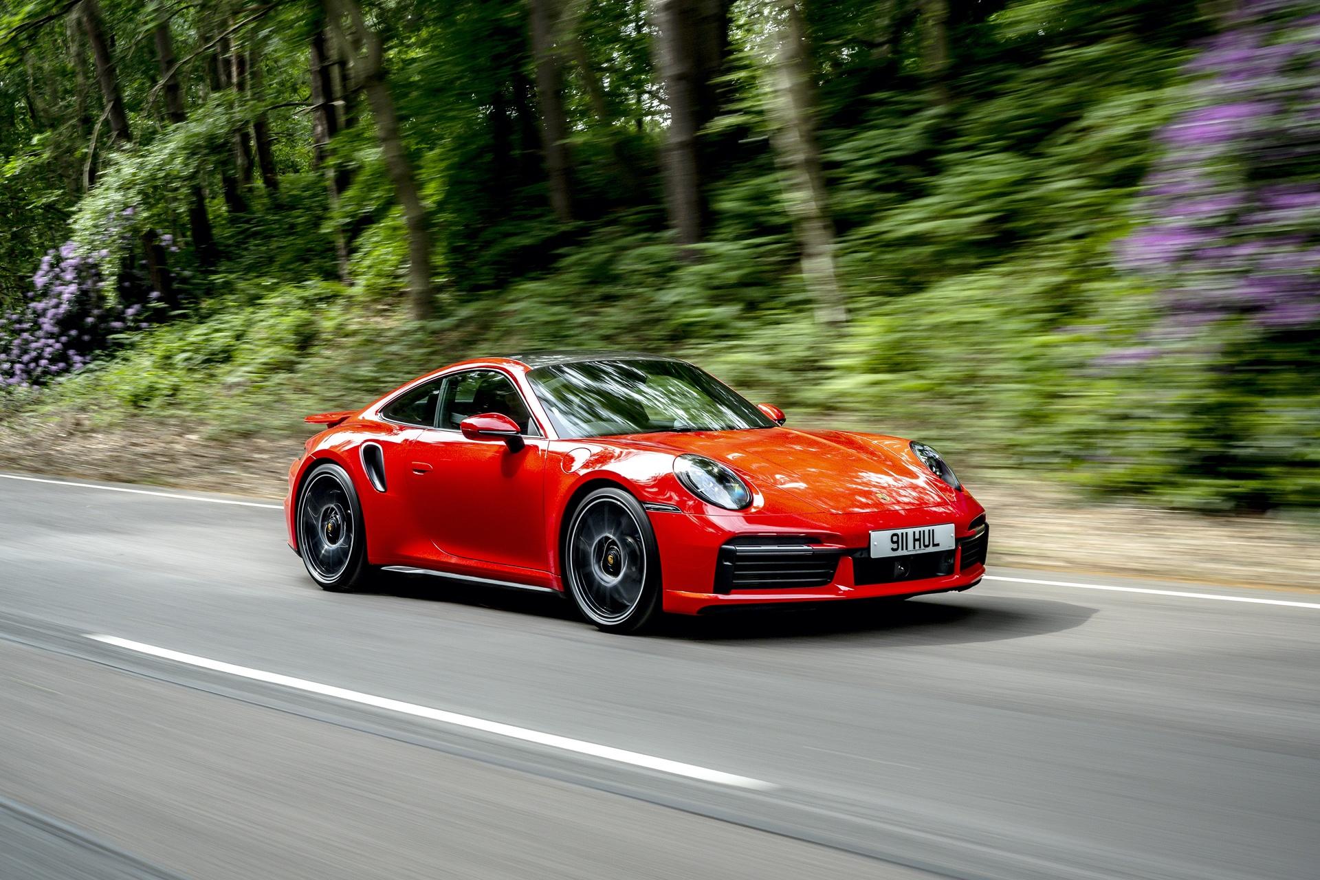 2020 992 Porsche 911 Turbo S Review