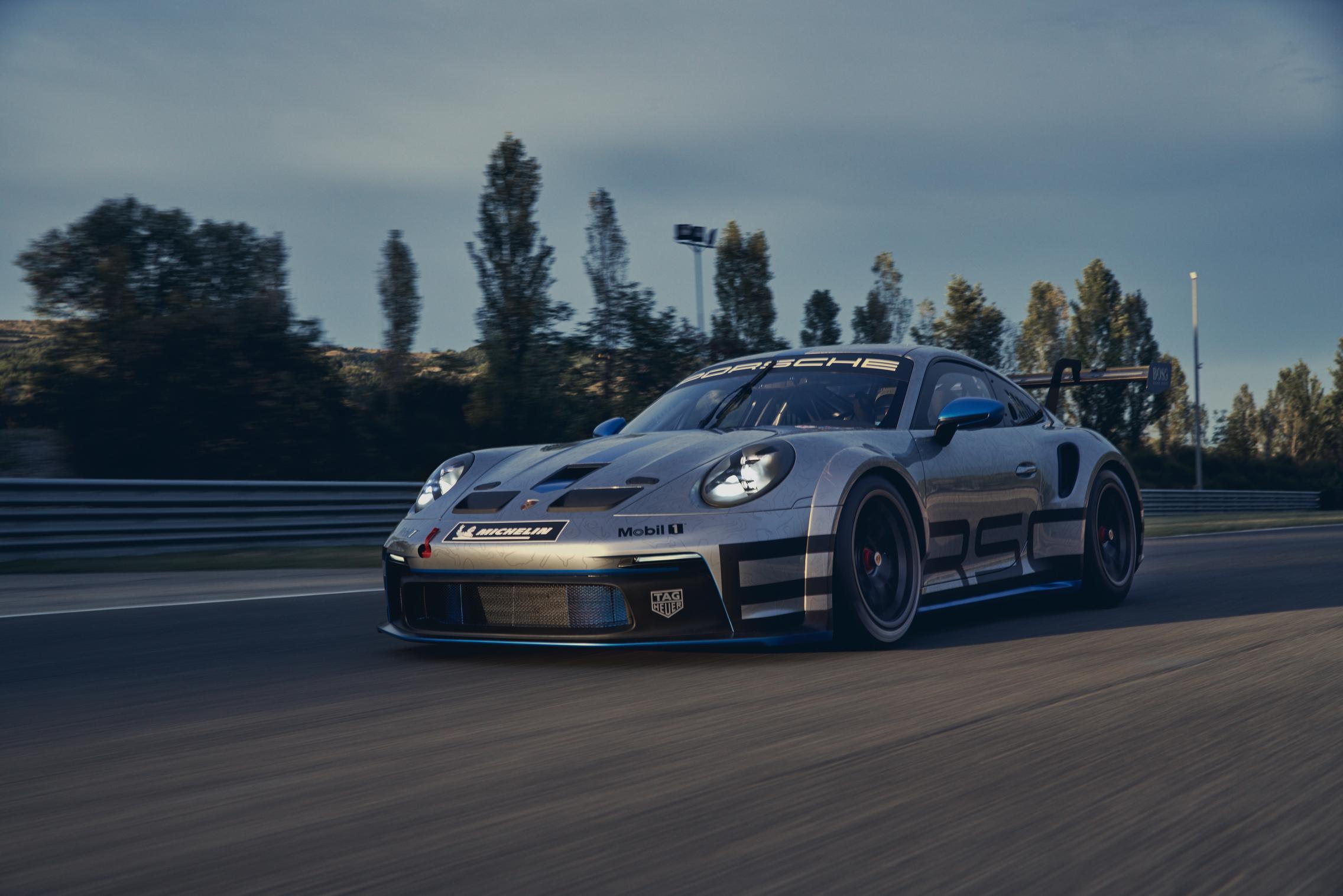 2021 Porsche 992 GT3 Cup