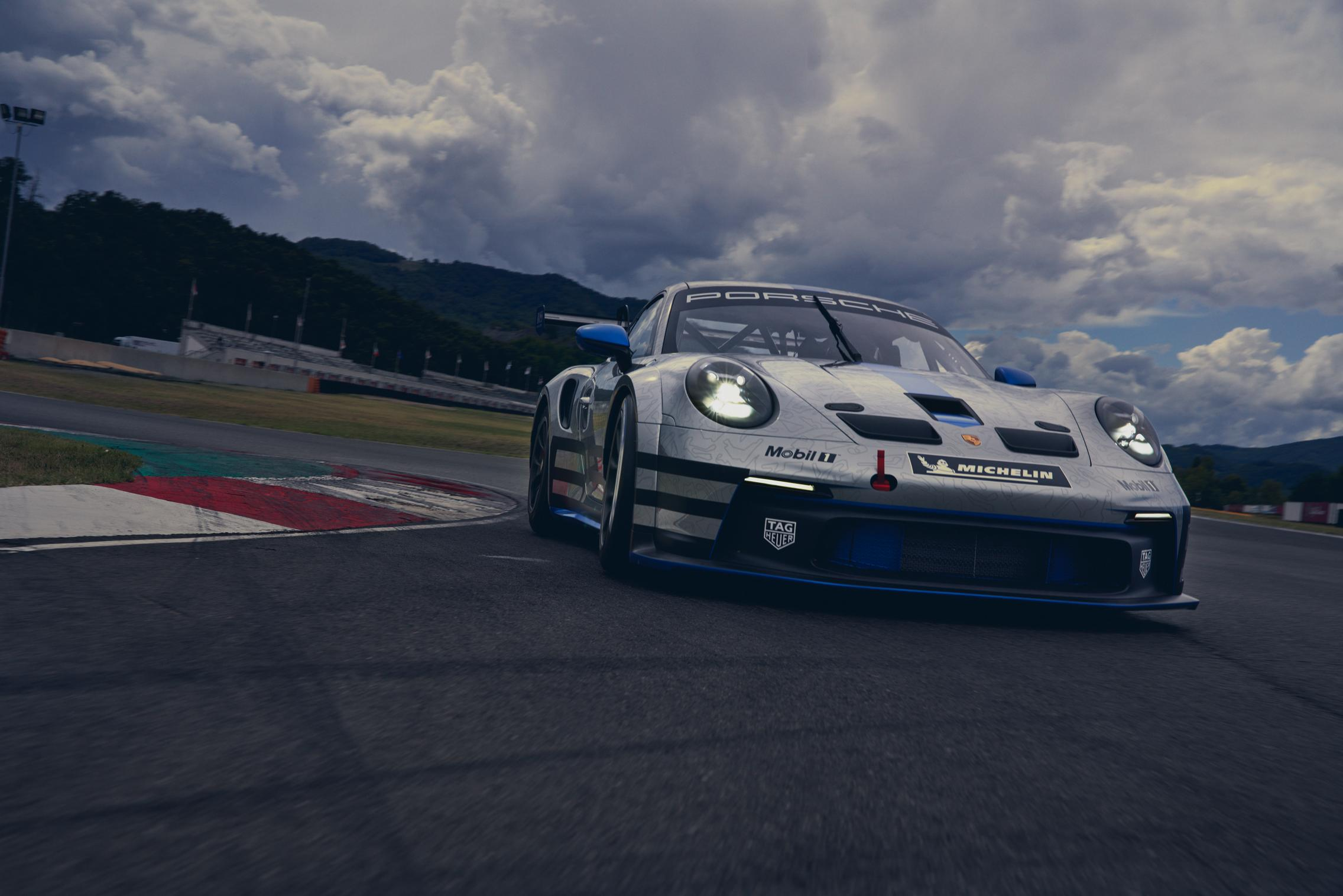 992 GT3 Cup Price