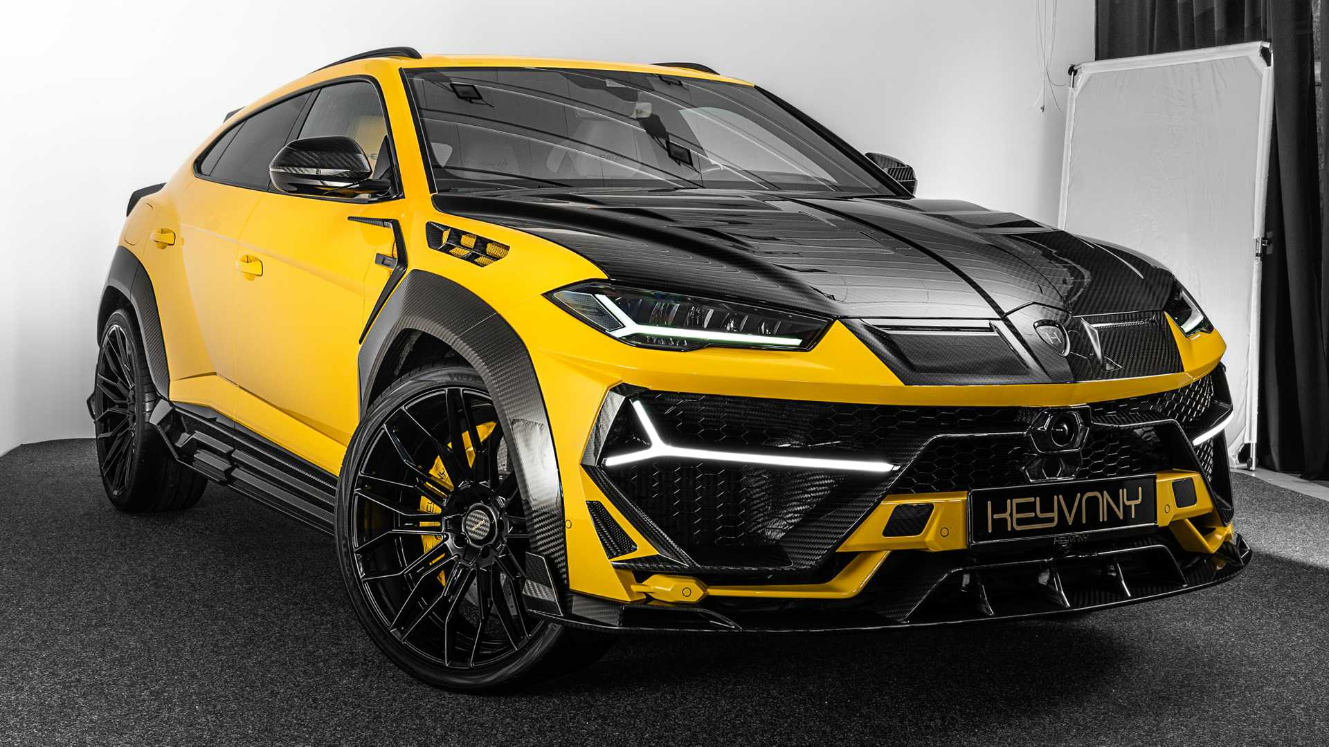 Most Popular Lamborghini Urus Bodykits in 2020/2021
