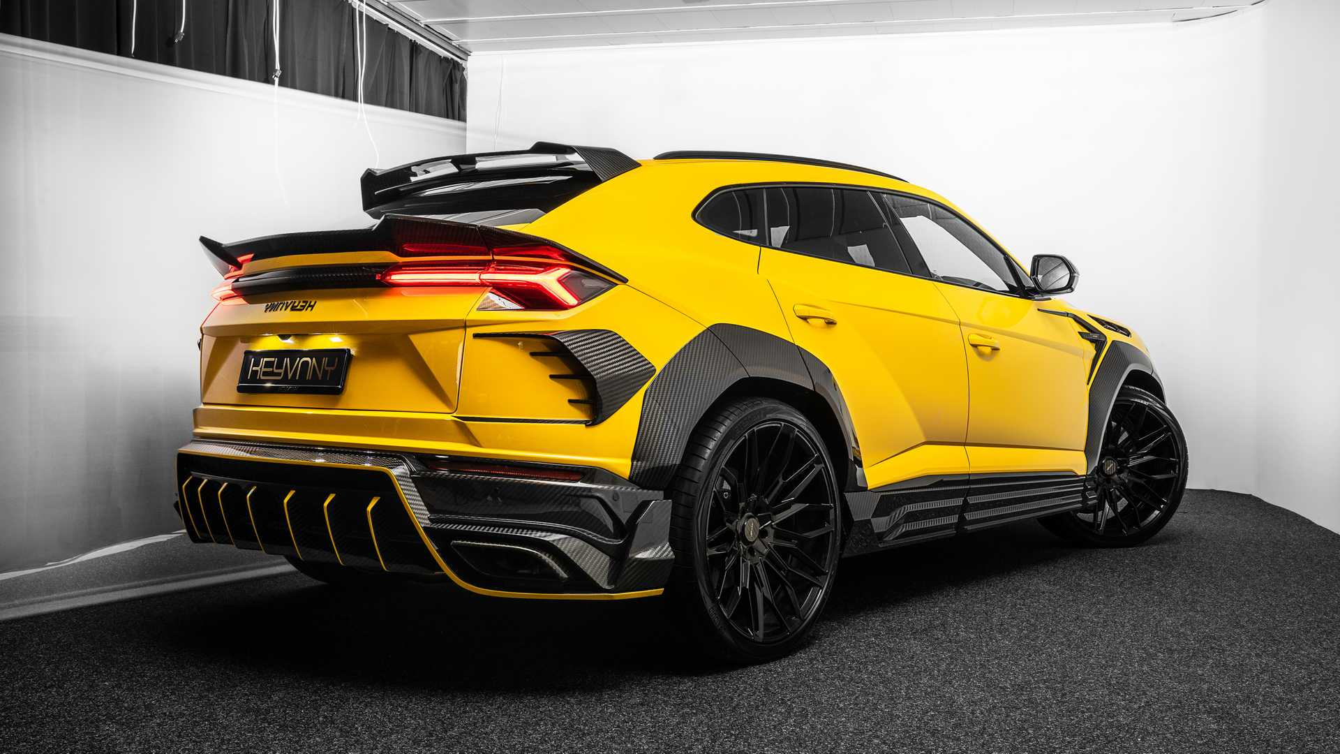 Most Popular Lamborghini Urus Bodykits In 2020 2021 Gtspirit
