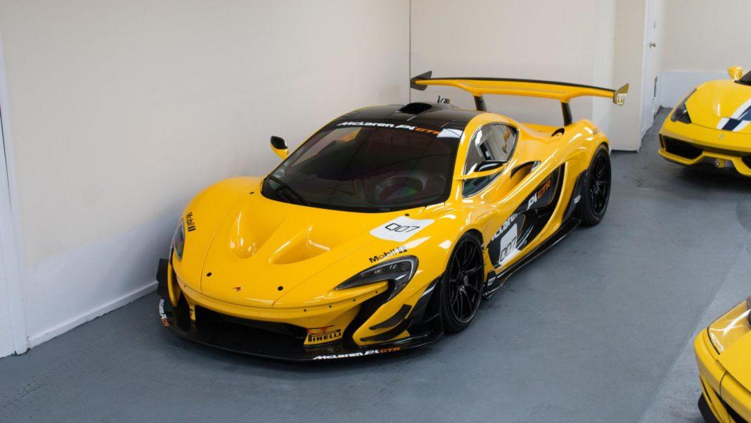 McLaren P1 GTR Price