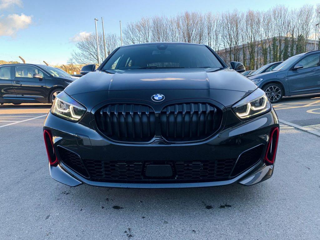 2021 BMW 128ti front