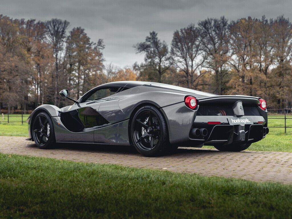 Grey Ferrari LaFerrari For Sale