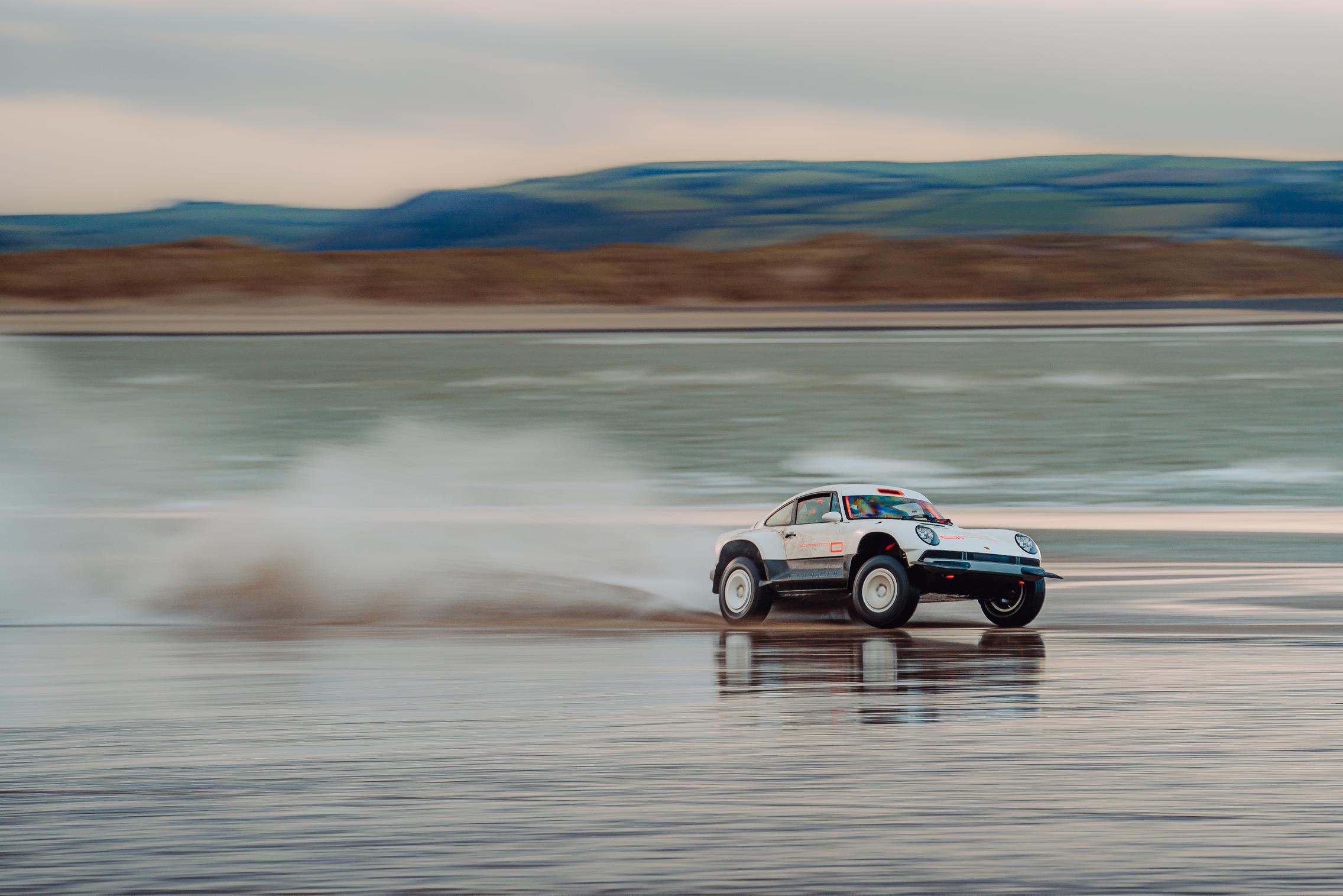 Singer-Tuthill Porsche 911 Safari