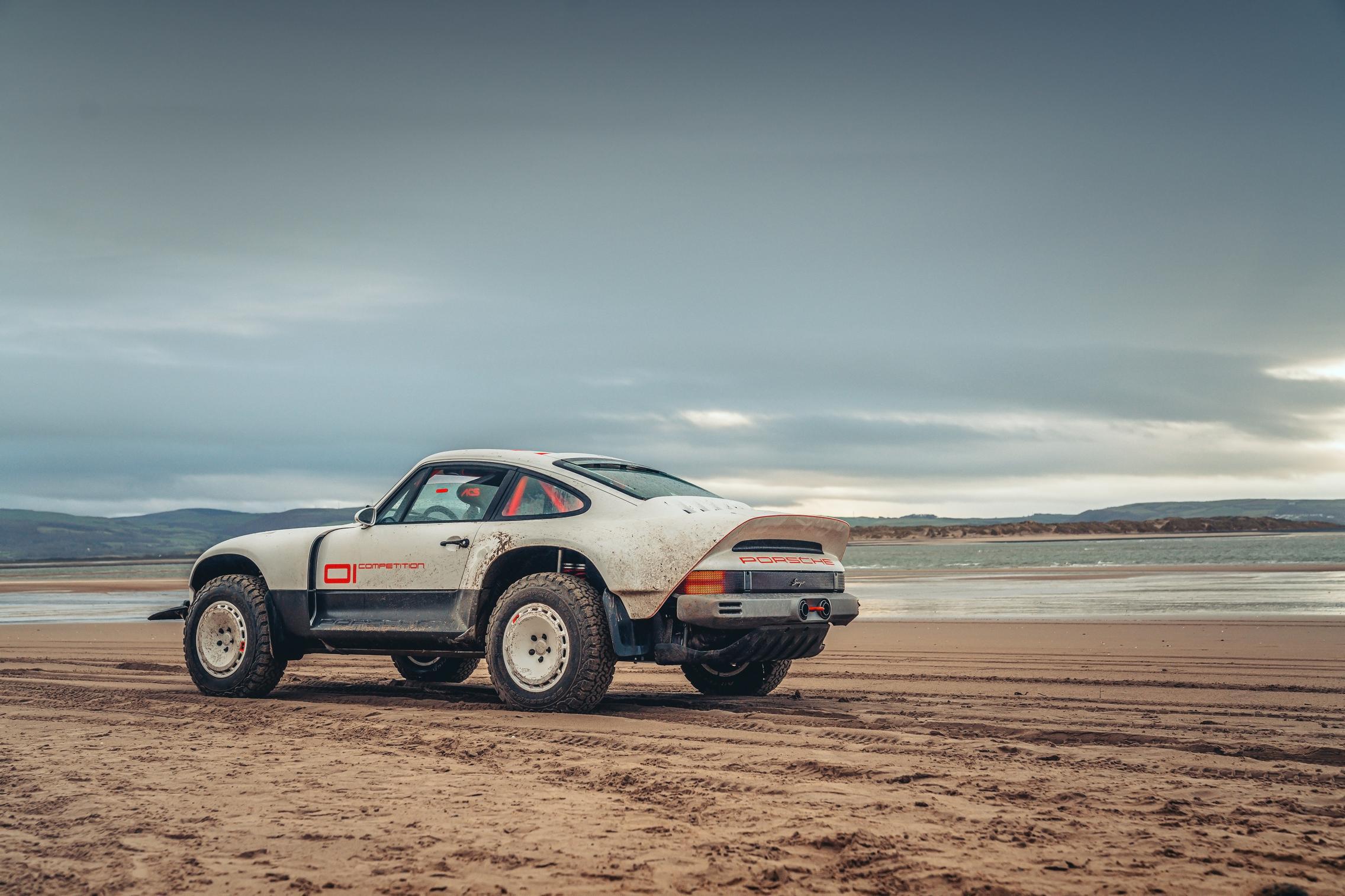 Singer-Tuthill Porsche 911 Safari Specs
