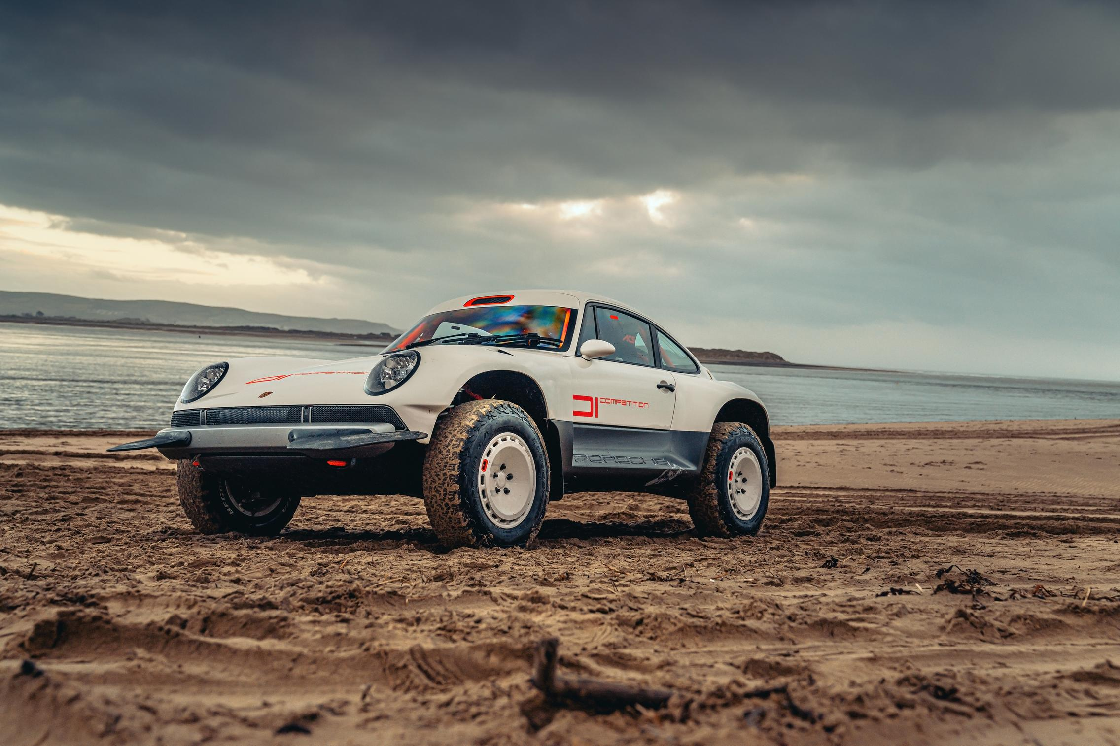 Singer-Tuthill Porsche 911 Safari Price