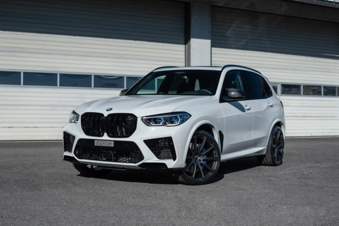 2021 BMW X5 M and X6 M Tuned to 700hp, Software Upgrade Only