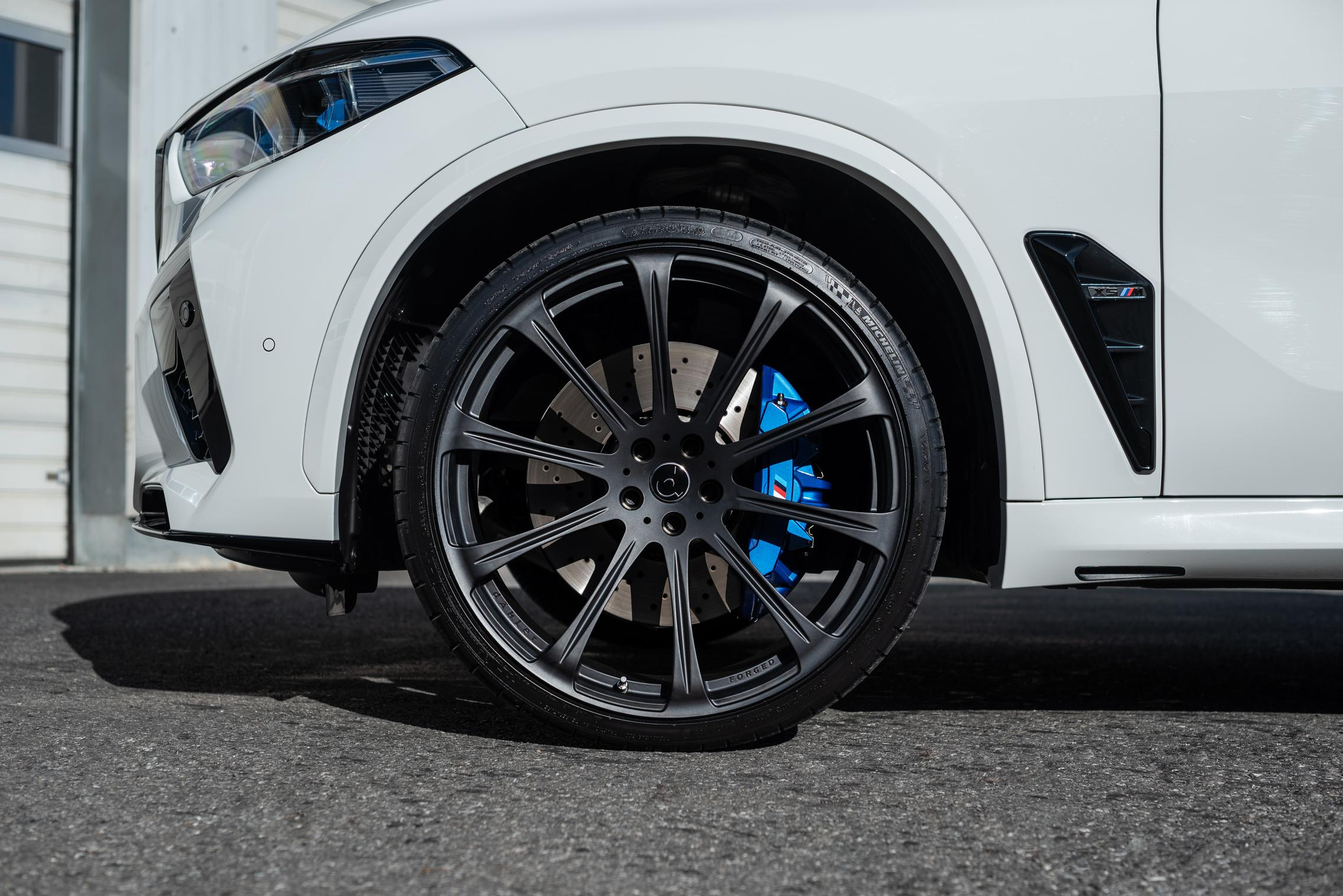 BMW X5 M Competition wheels