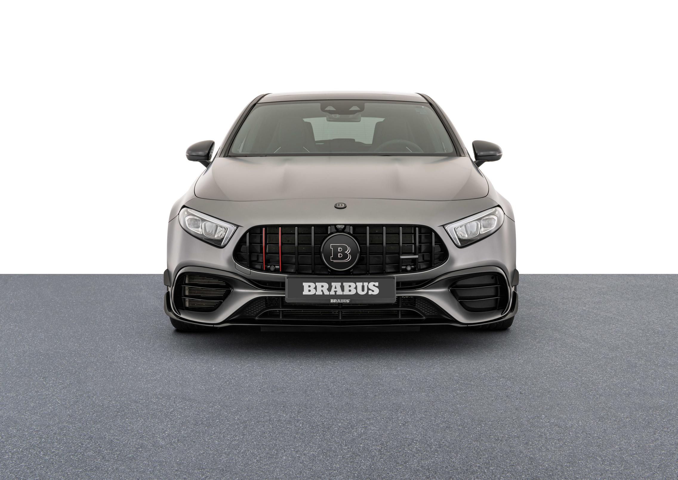 Brabus A45 S AMG front
