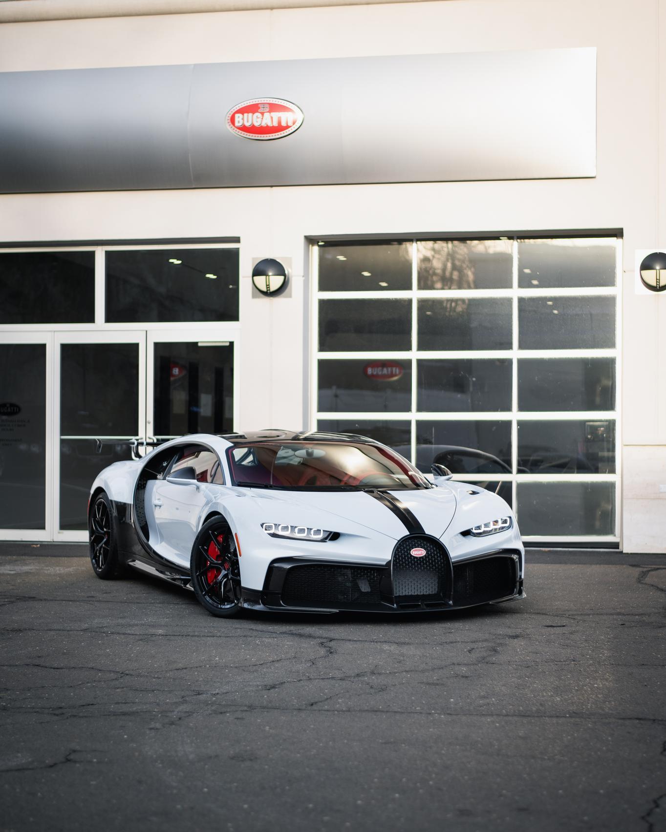 Bugatti Chiron Pur Sport wallpaper