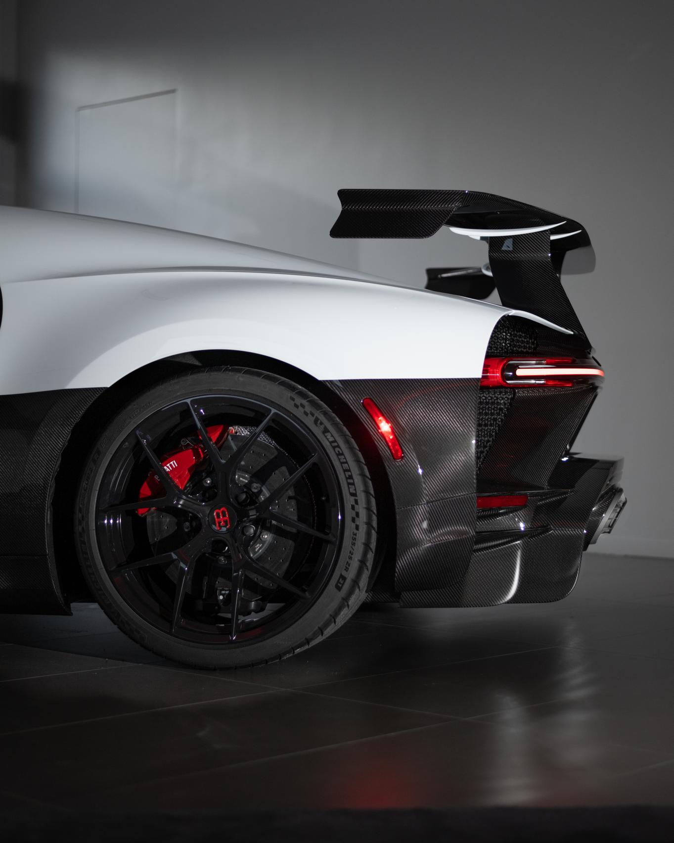 First Bugatti Chiron Pur Sport Delivered in the USA - 1 of 60 Worldwide - GTspirit