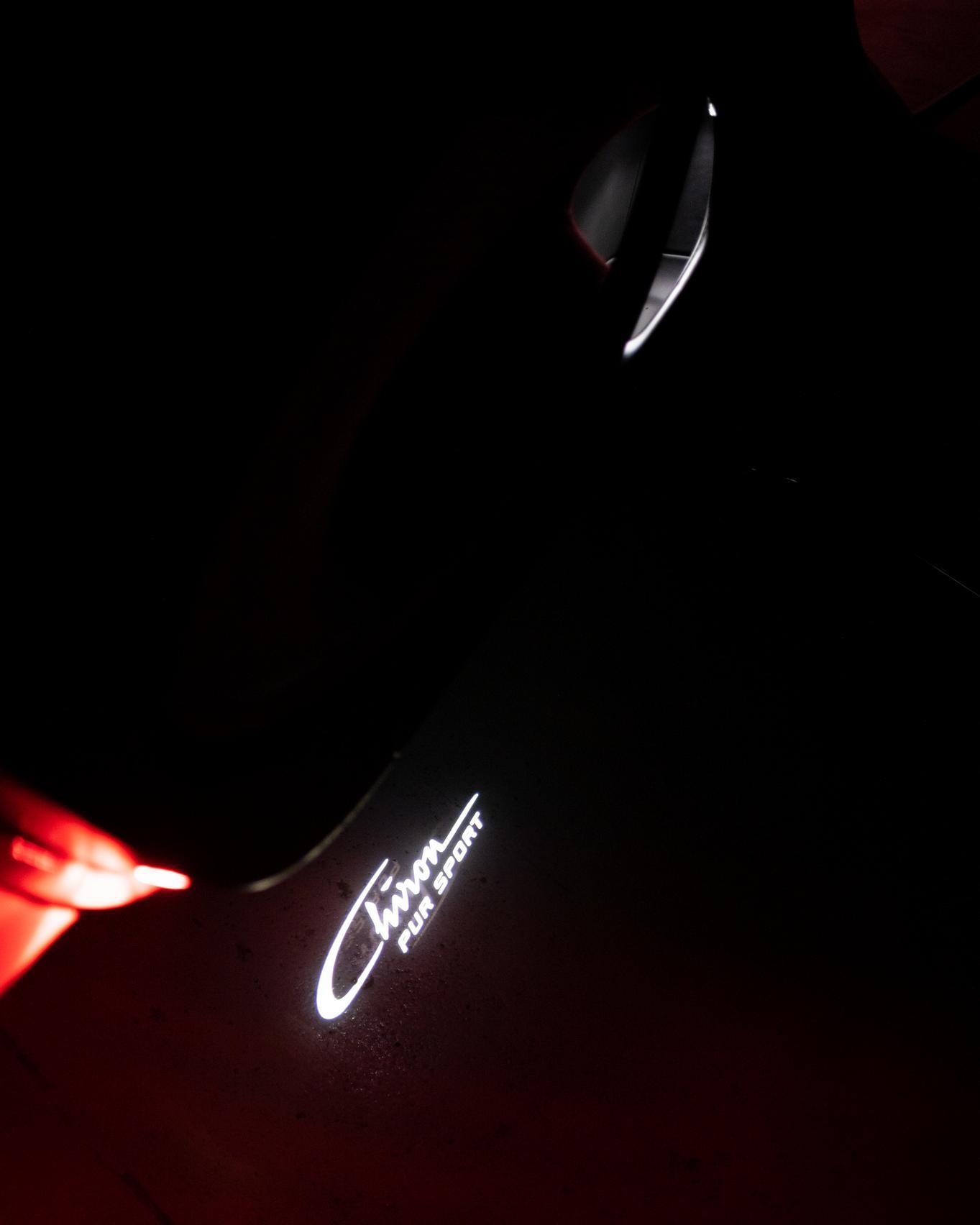 Bugatti Door Sill LED