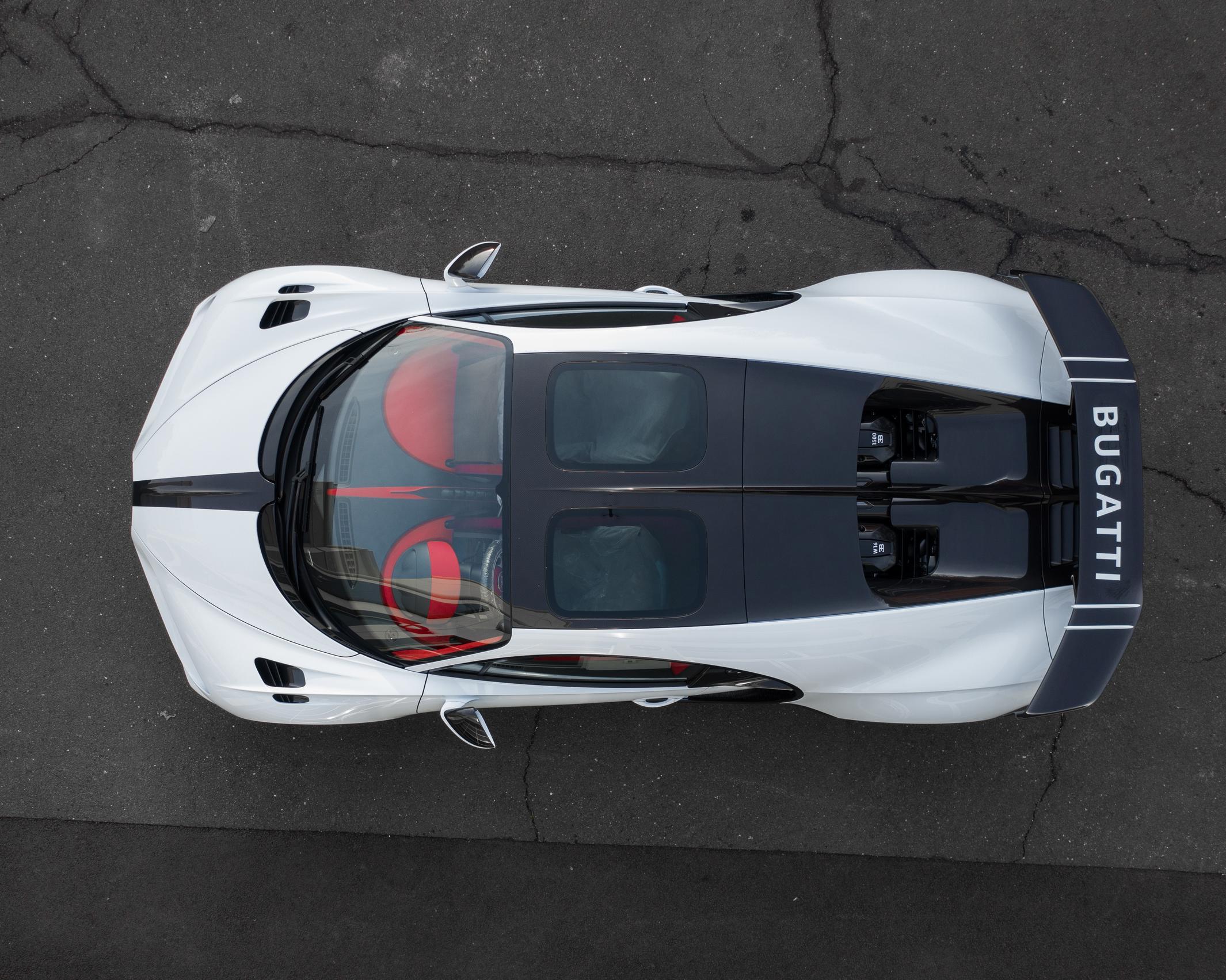 Bugatti Sky View