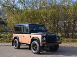 Land Rover Defender 90 Autobiography For Sale