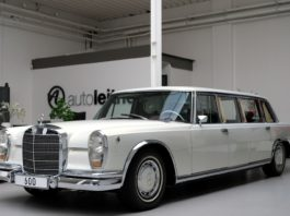 Mercedes-Benz 600 Pullman for sale