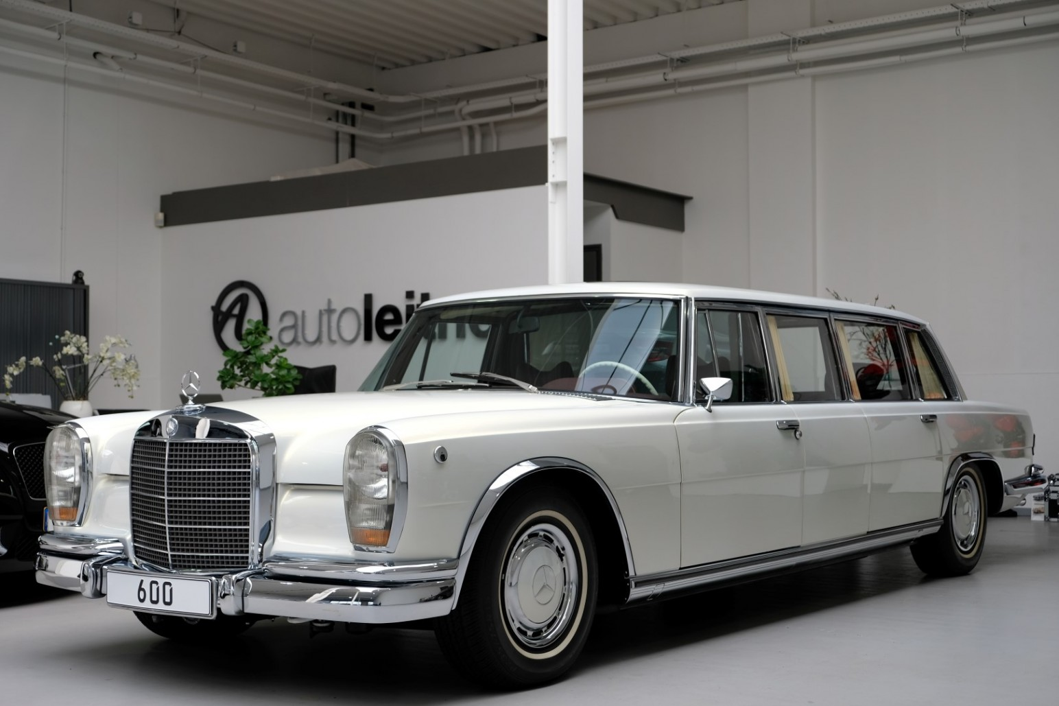 1975 Mercedes-Benz 600 Pullman for Sale – $2.6 Million Price Tag