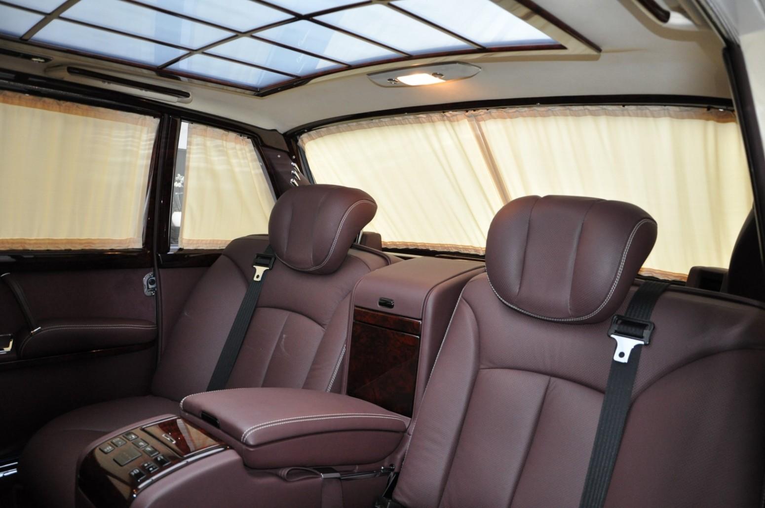 Mercedes-Benz 600 Pullman luxury