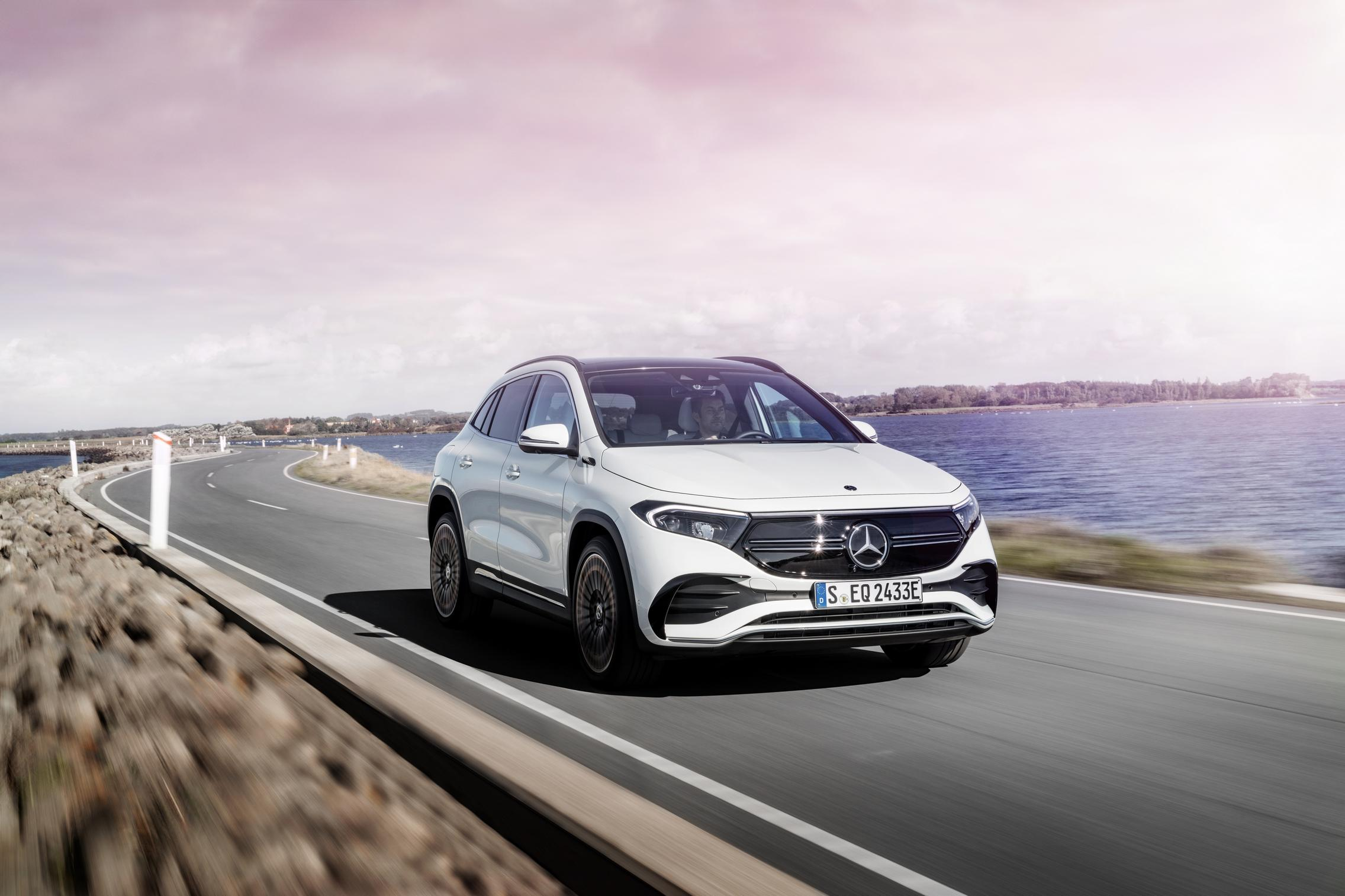 Mercedes-Benz EQA specs