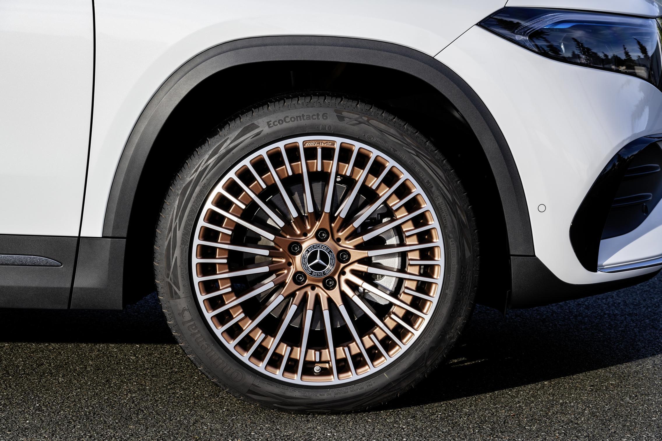 Mercedes-Benz EQA wheels
