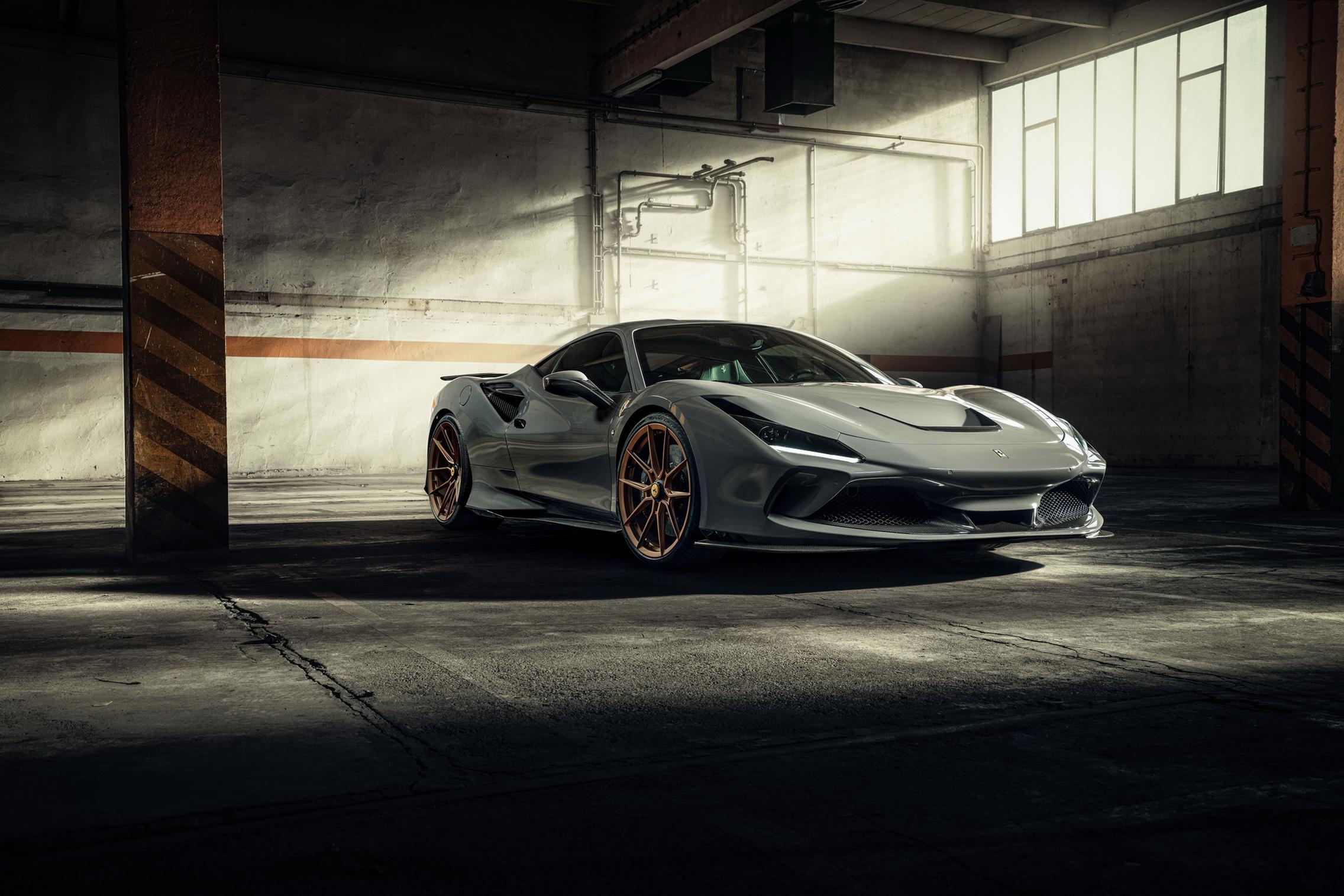 Novitec Ferrari F8 Tributo specs