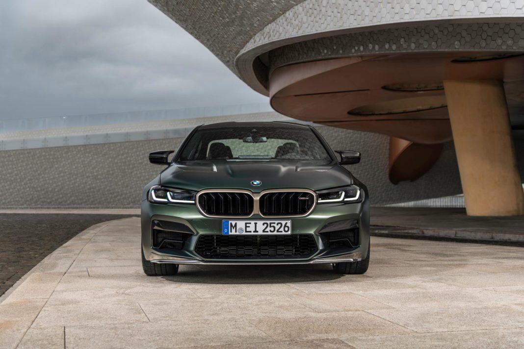BMW M5 CS front