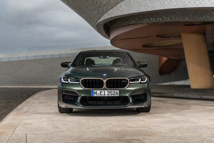 BMW M5 CS: Most Powerful BMW Ever Made, €180,400 Price Tag!