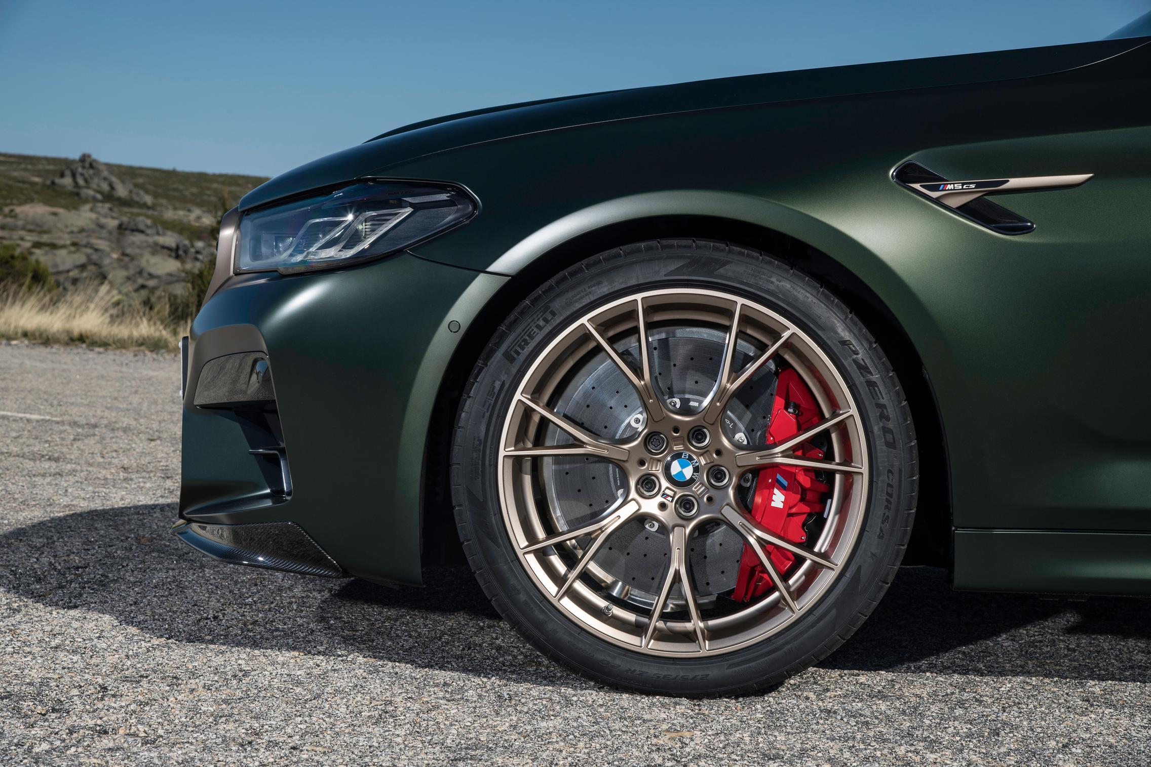 BMW M5 CS Wheels