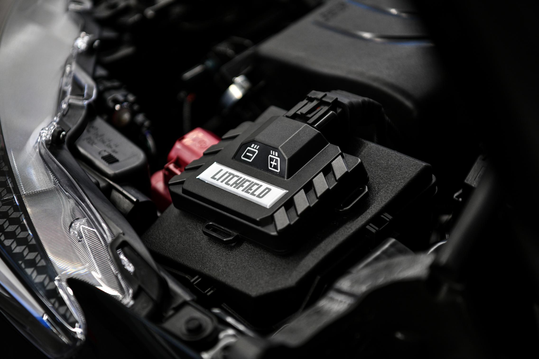 Toyota GR Yaris engine