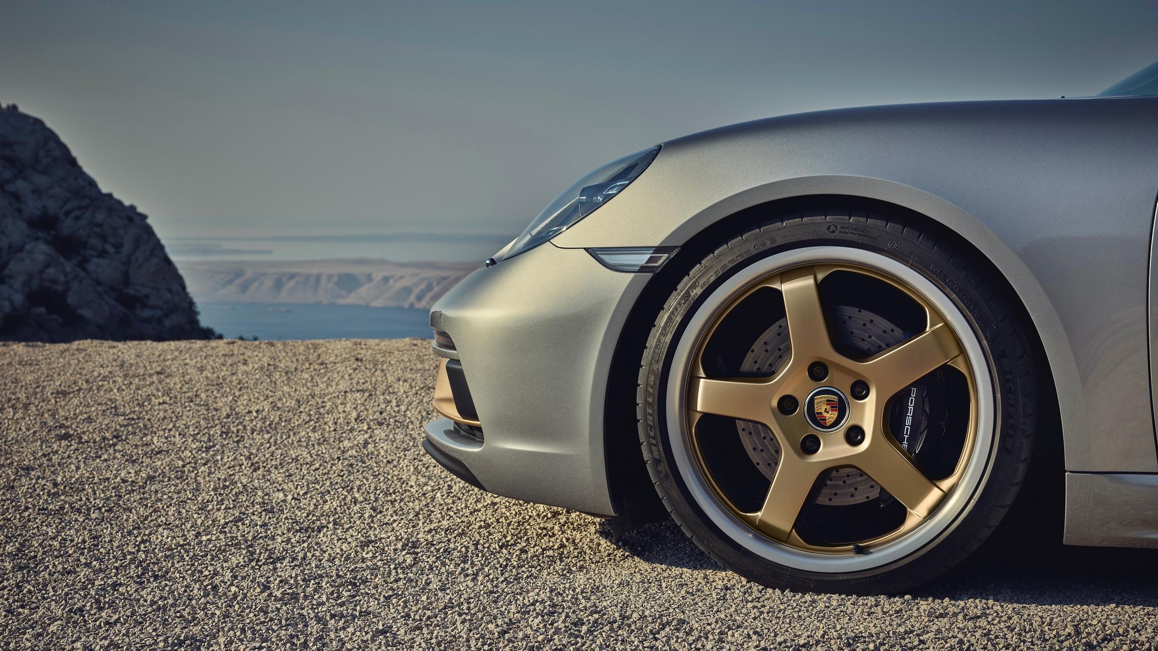 Porsche Boxster Wheels