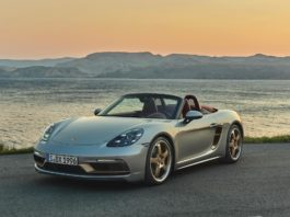 Porsche 718 Boxster Wallpaper