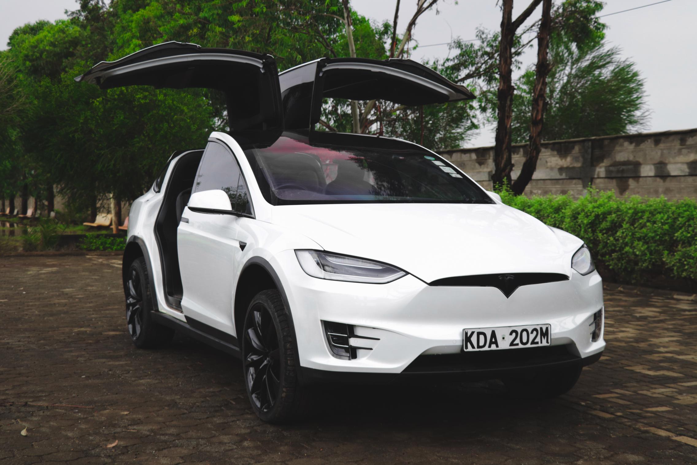 2018 Telsa Model X